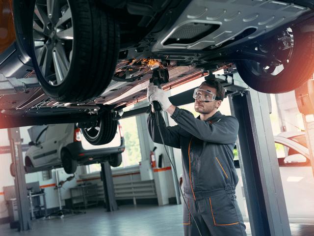 LADA Сервис в Минске - услуги по ремонту автомобилей в официальном  сервисном центре - СОАО Минск-Лада